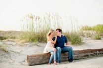 Romantic Beach Engagement Session_St Simons Island_St Simons Island Photographer_Coastal Georgia_ Tamara Gibson